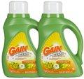Ganancia 2X WBA exterior sol 50 oz Procter & Gamble lavandería producto