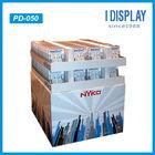 Low cost Big Floor Paper Counter Display Racks/cd counter display unit for Books GPS Detector/Pens