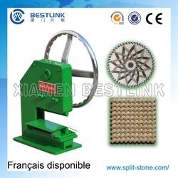 China Manufacturer Portable Motor Power Mosaic Cubes Chopper