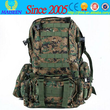 2014 army design backpack camouflage waterproof army sling bag