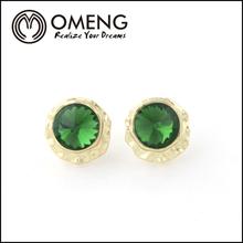 fantasia orecchini tutti i tipi di orecchini orecchini verdi