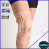 breathable flexible deluxe elastic knee support