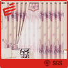 custom black and white striped cafe curtains
