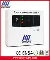 wireless addressable fire alarm control panel