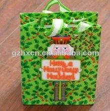 flat ribbon decorative birthday gift packaging bags