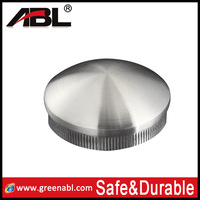 ABL durable Stainless Steel pvc pipe threaded end cap