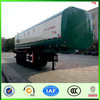 Hot sale liquid asphalt tanker truck trailer with 40CBM-60CBM optinal