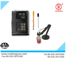 Precision electrical conductivity meter