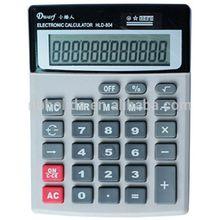 12-digit solar calculator, desktop calculator/ HLD-804