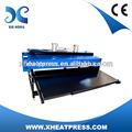 Pneumaticheat máquina de transferencia de prensa combo/transferenciadecalor/sublimación