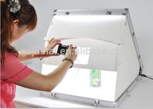 50W 5500k photo studio light soft tents and box photo studio kits