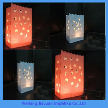 HIGH QUALITY! Paper Candle Bag/Luminary Bag Party/Christmas/Valentin/Birthday Decoration