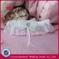donne in tulle bianco giarrettiere