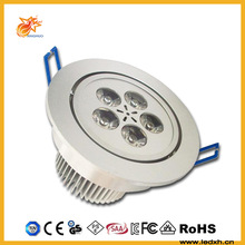 5*1w CW 15 degree party ceiling led