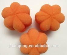 hair sponge hair roller ball