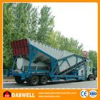 50M3/H Low Cost Sany Ready Mix concrete Batch Mixing Plant