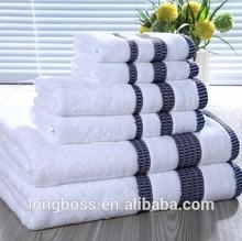 Lanbath Popular Soft HOTEL COTTON TOWEL For Hotel/Hotel Bed Linen