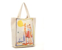 oem production canvas tote bag