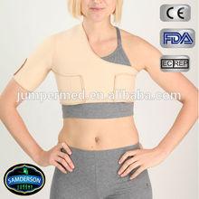 Deluxe breathable shoulder elastic shoulder support