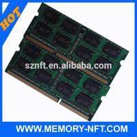 DDR3 8gb memoria ram 1333MHz sodimm for laptop