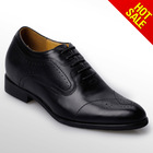 Wholesale official shoes for men/comfortable leather dress shoes