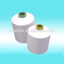 nylon blend yarn polyester and nylon combine yarn for weaving