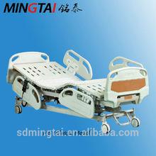 hospital furniture, five function M5 nursing home electric bed