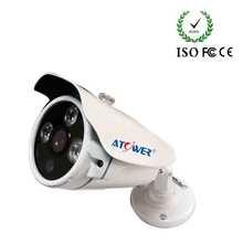 star light IR-cut day &night full color cctv outdoor intelligent analog cctv camera