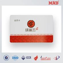 MDC0198 custom design photo id cards rfid uhf card print