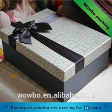 Birthday paper gift dress box