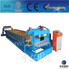 full automatic floor tile making machine with iron sheet