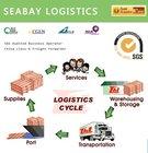 Competitive international freight forwarding door to door service