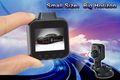 Fábrica menor 1.5 ltps 120 graus lente g- sensor de visão noturna de papelão caixa de carro