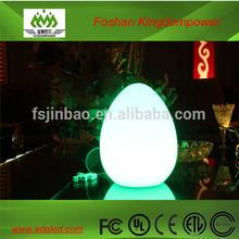 Bars plastic magic garden led egg colorful elegant light