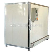 powder coating line baking system toaster oven