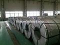 Warmgewalzten stahl-coils Abmessungen