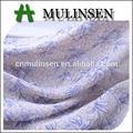 mulinsen textil tejido de moda impresa gasa del poliester tela de paño