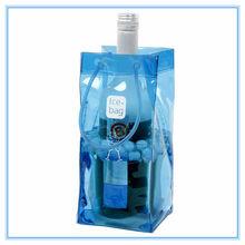 Borsa del ghiaccio, borsa del ghiaccio in pvc, sacchetto di ghiaccio per il vino