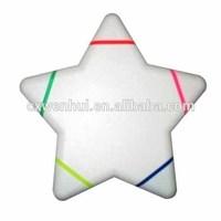 star shape gift pen
