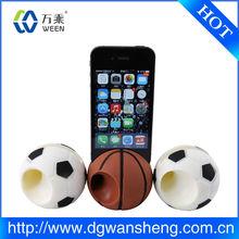 Musical Amplifier accessory basketball football shape
