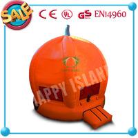 HI CE new design commercial Pumpkin Inflatable,happy new year inflatable,commercial inflatable water slides