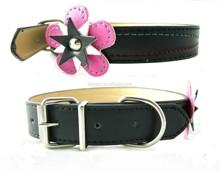 flower dog collars pet collars,collar