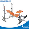 Brand New gym body building equipment,adjustable weight bench