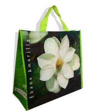 shanghai china supplier polypropylene non woven grocery bag
