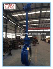 Professional manufacturer long stem butterfly valve
