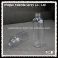 de plástico de envases cosméticos botella de china