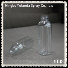 Plastic packaging cosmetic bottle china