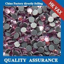 0910F LT.amethyst china wholesale shop DMC iron on crystals ;2014 hot sale crystals DMC iron on exporter ; iron on crystal DMC