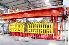 Fly ash bricks machine/AAC production line/lightweight blocks manufacture