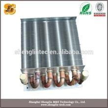 Shanghai ROHS high quality aluminum radiator core